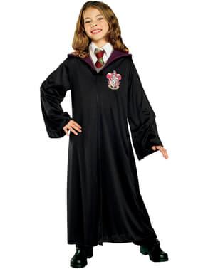 Çocuklar Harry Potter Gryffindor Robe