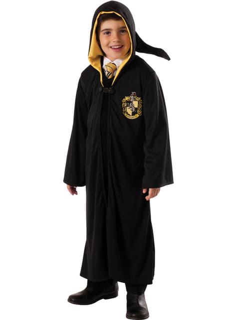 Tunika Hufflepuff Harry Potter dla dzieci