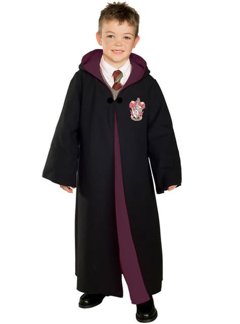 Kids Harry Potter Gryffindor Deluxe Robe
