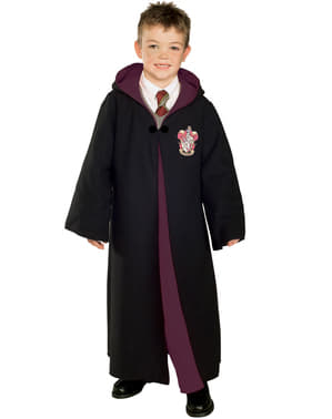 Çocuklar Harry Potter Gryffindor Deluxe Robe