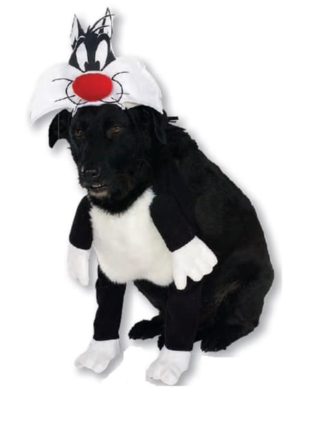 Dogs Sylvester Looney Tunes costume
