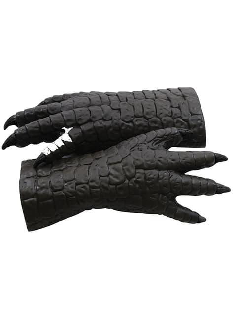 Manos de Godzilla para adulto