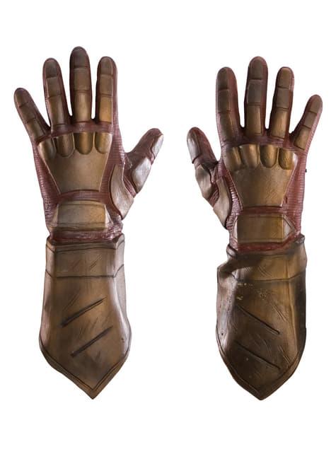 Adults Nite Owl Watchmen deluxe gloves