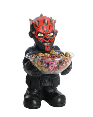 Porta caramelos de Darth Maul Star Wars