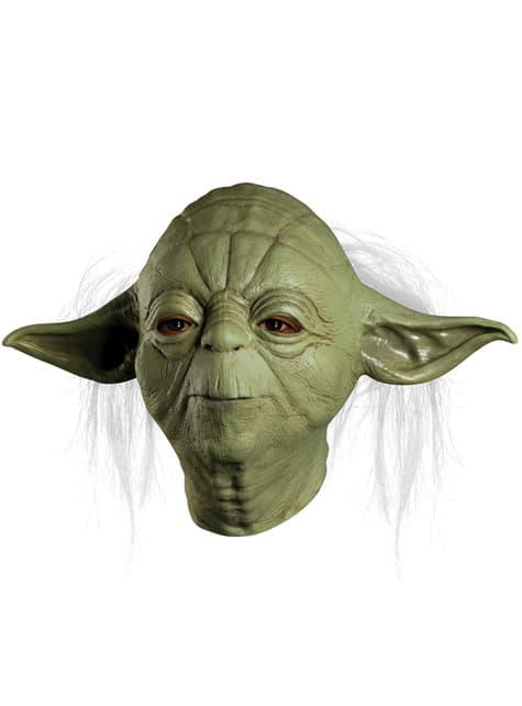 Yoda Star Wars deluxe mask