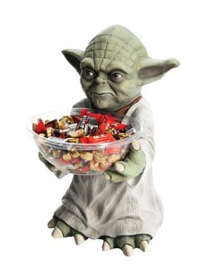Yoda Csillagok Háborúja cukorka táltartó