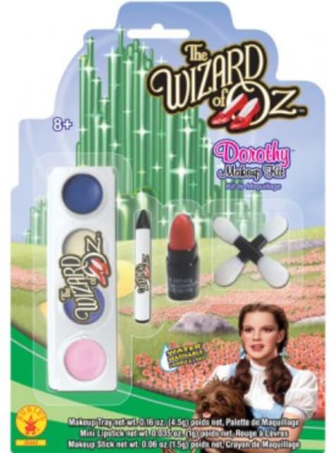 Set de maquillaje Dorothy Mago de Oz