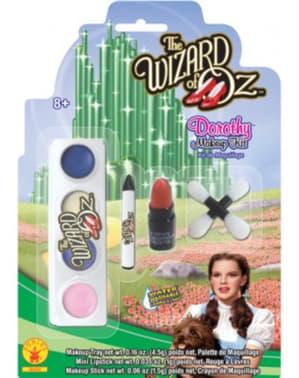 Kızlar Dorothy makyaj seti