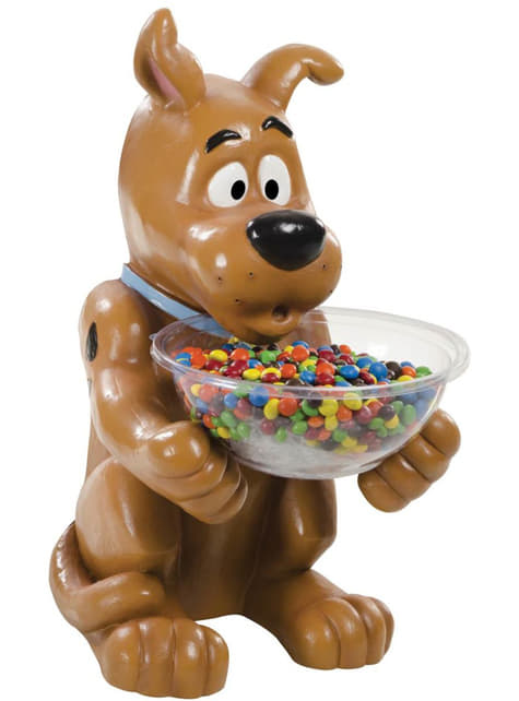 Scooby Doo candy bowl holder