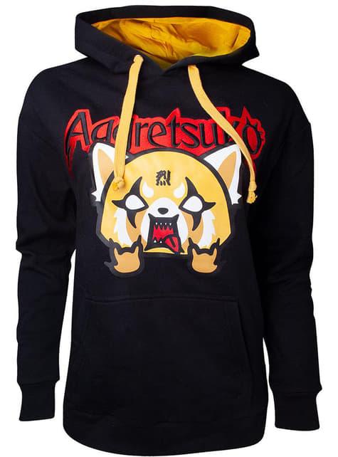 Aggretsuko Sweatshirt für Damen