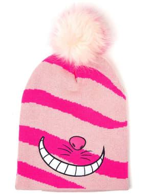 Cheshire Cat Mütze gestreift für Damen - Alice im Wunderland
