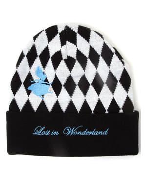 Alice in Wonderland Diamond Beanie Hat for Women