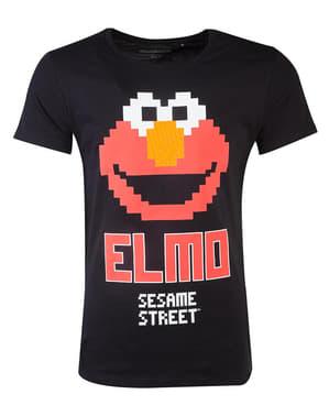 Maglietta Elmo per uomo - Sesame Street