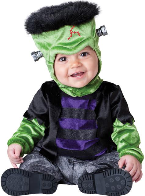 Frankenstein Monster Kostüm für Babys