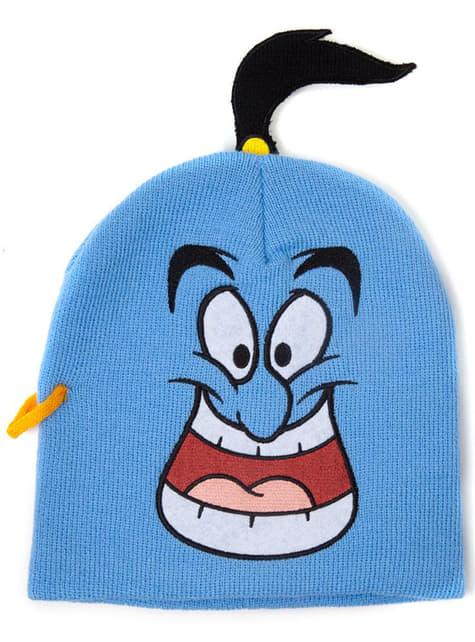 Čepice Džin z Aladdina pro mladistvé modrá