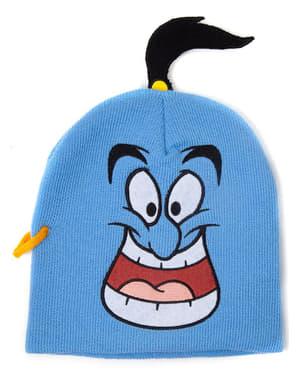 Aladdin Genie Beanie Hat for Teens in Blue