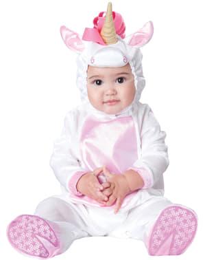Strój magiczny jednorożec dla niemowlaka