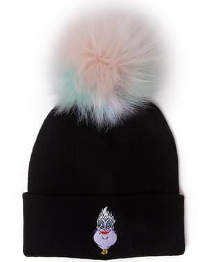 Disney Ursula Pompom Beanie Hat for Women - Little Mermaid