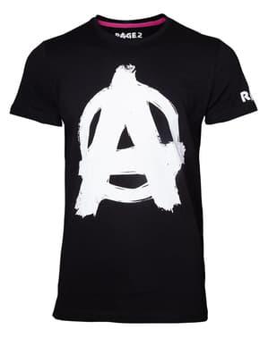 T-shirt de Rage 2 Insanity para homem