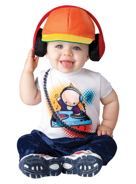 Babies Cool DJ Costume