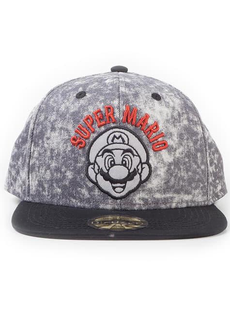 Čepice Super Mario Bros pro muže šedá