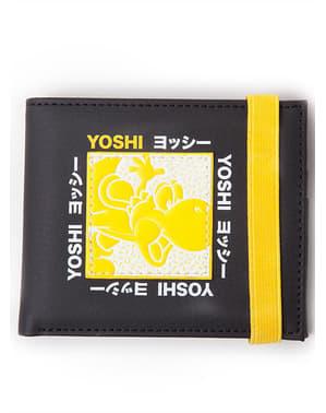 Yoshi Wallet for Men - Super Mario Bros