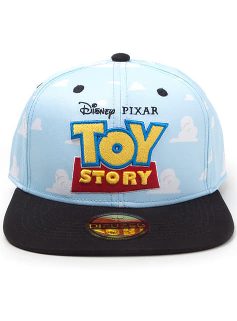 Casquette Toy Story nuages adulte