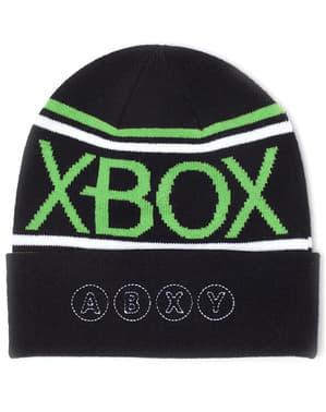 Bonnet Xbox logo pour adolescent