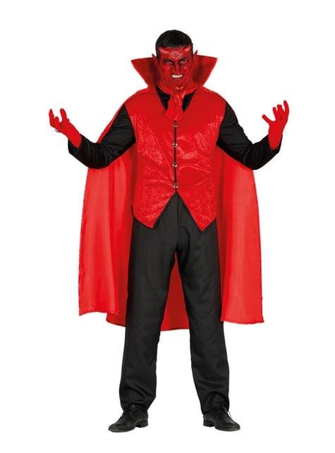 Disfraz de demonio infernal para hombre