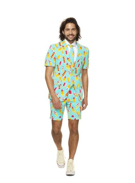 Anzug Iceman Sommer Edition Opposuit für Männer