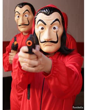 Dali mask - raha heist