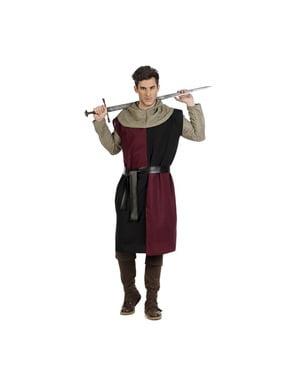 पुरुषों के लिए मध्यकालीन सुरकोट