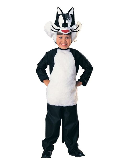 Childrens Sylvester Looney Tunes costume