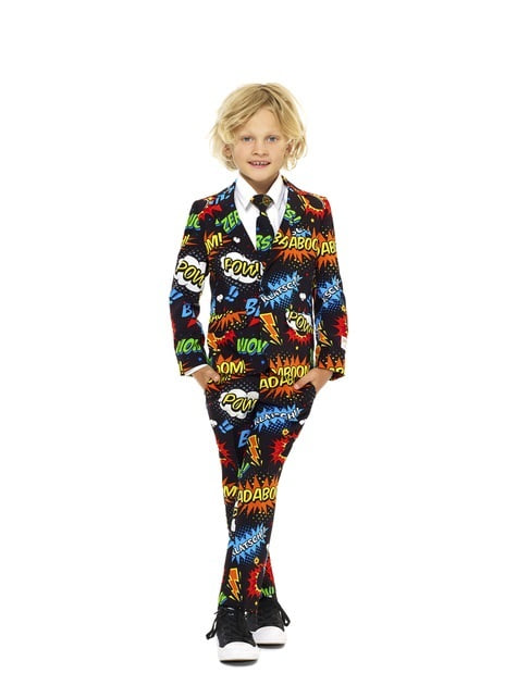 Costum Badaboom Opposuit pentru băiat