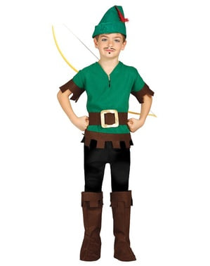 Boys Robin of the Woods Costume