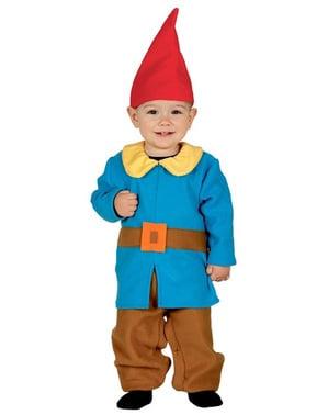 Bergarbeiterzwerg Kostüm für Babies
