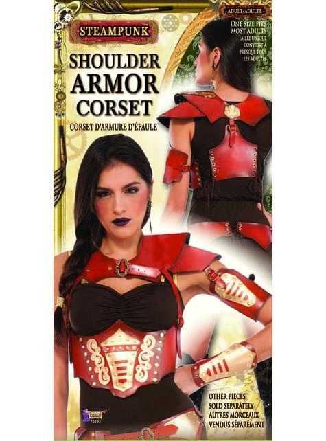 Armor Steampunk נשים