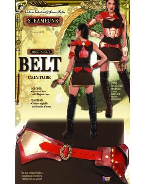 Women's Steampunk Armour Belt