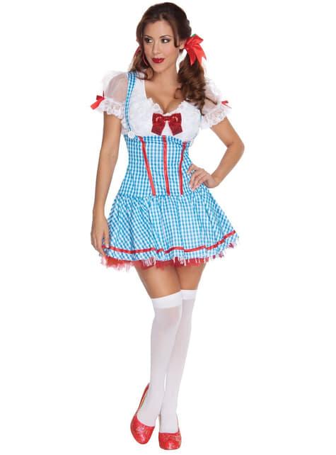 Sexy Dorothy Damekostyme