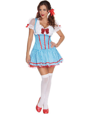 Женска Секси Дороти костюм