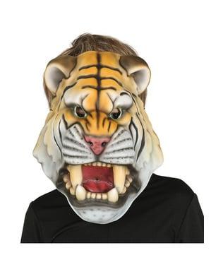 Masker harimau EVA untuk anak-anak