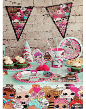 Kit de decoración LOL Surprise - LOL Friends