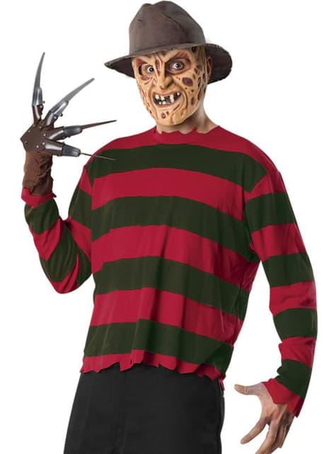 Pánský kostým Freddy Krueger klasický