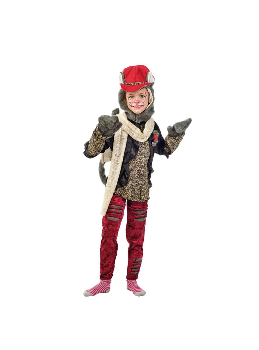 Disfraz de gatita leo para ni a funidelia - Disfraces de gatitas para nina ...