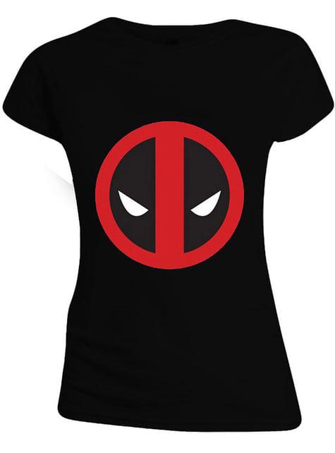 T-shirt de Deadpool para mulher - Marvel