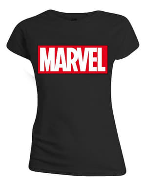 Marvel Logo T-Shirt for Women