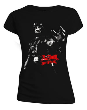 Darth Vader Kadın Tişört - Star Wars