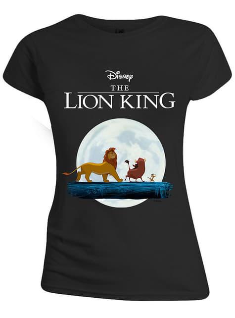Camiseta Hakuna Matata para mujer - El Rey León