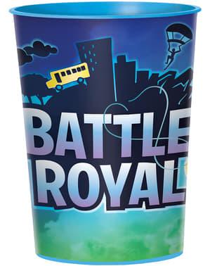 Fortnite Plastic Cup - Battle Royal