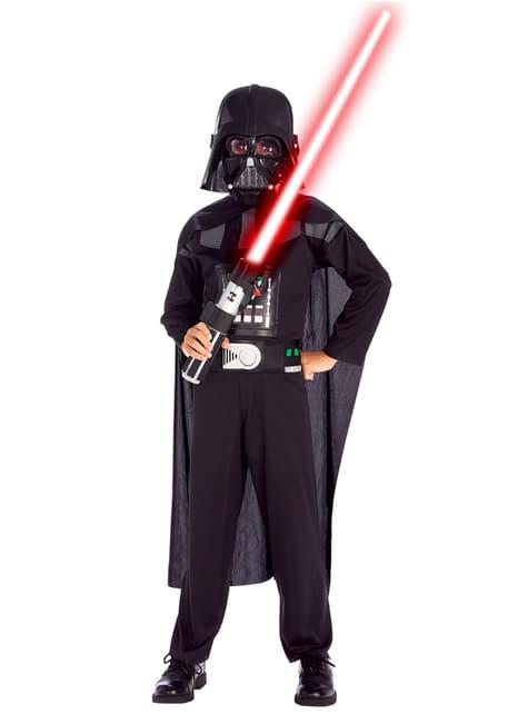 Disfraces Darth Vader y Clone Trooper Star Wars en caja para niño - infantil